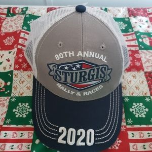 2020 Sturgis Official 80th Anniversary Hat